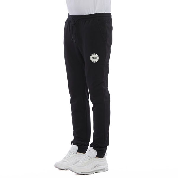 Spodnie dresowe Backyard Cartel Sweatpants Cream black