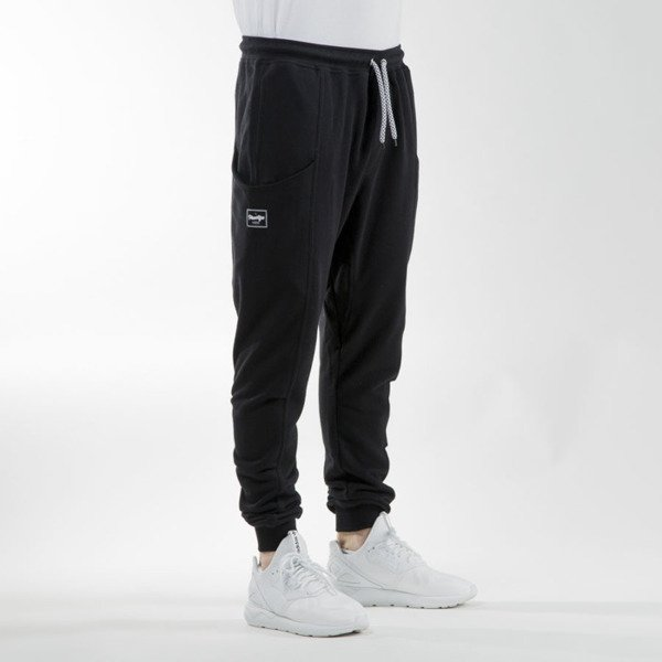 Spodnie dresowe Phenotype Carrot Sweatpants black