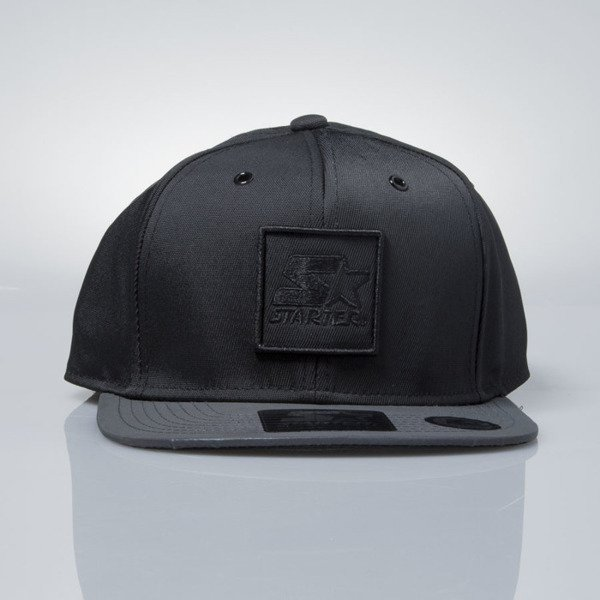 Starter czapka sanpback Backboard Shadow black / iridescent  ST-1224