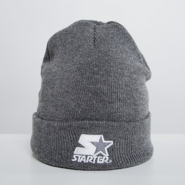 Starter czapka zimowa Parental Advisory charcoal Tactical Knit PA-034