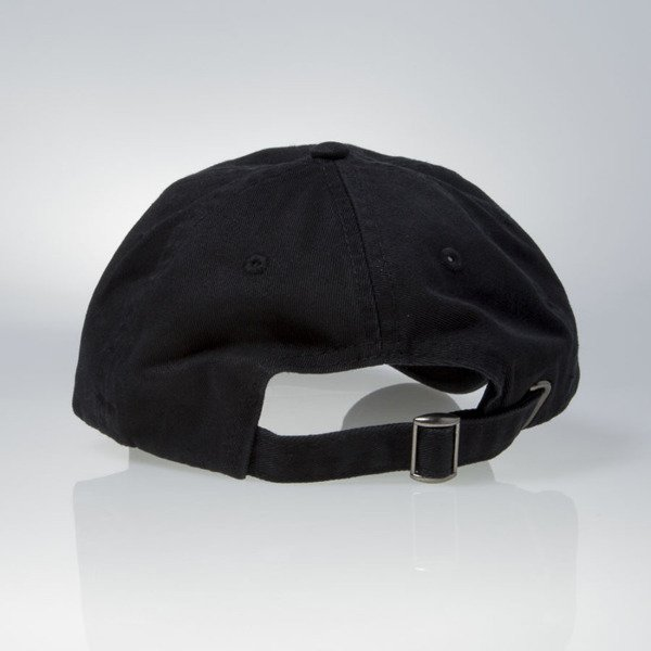 Stussy czapka strapback Stock Low Profile black