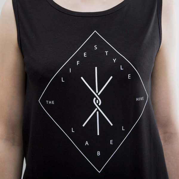 The Hive koszulka tank top Lifestyle Top black