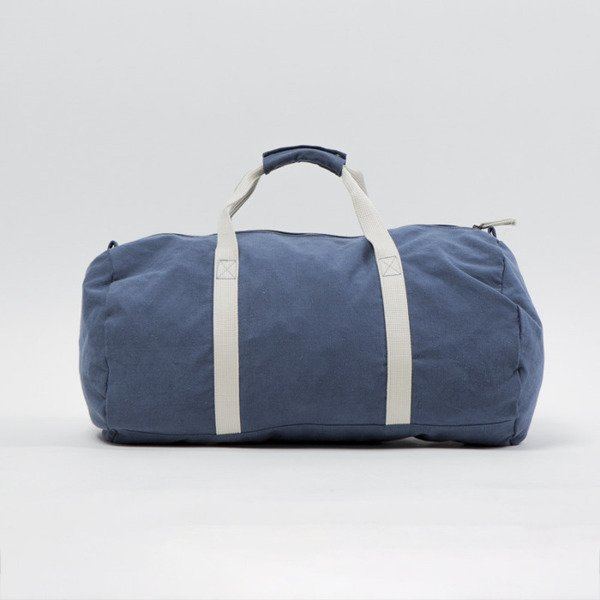 Torba Mitchell & Ness Own Brand navy Classic Script Duffle Bag