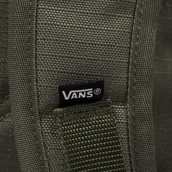 Vans plecak backpack Off The Wall olive (VN0A2X2YKCZ)