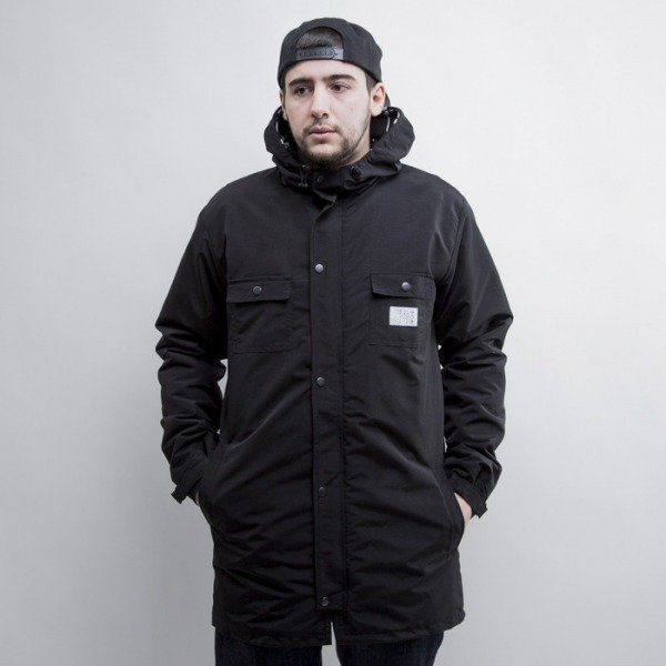 We Peace It kurtka  Courage  Parka black