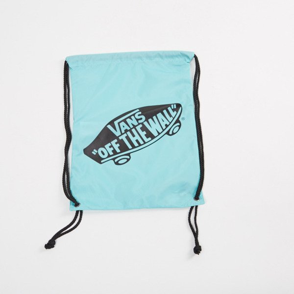 Worek na plecy Vans Benched Bag mint / black VN000SUFLZZ
