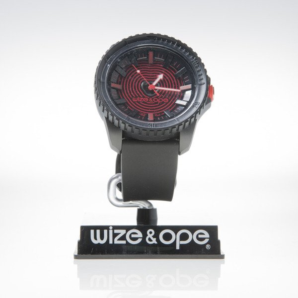 Zegarek Wize & Ope CR-5 Crunch black2