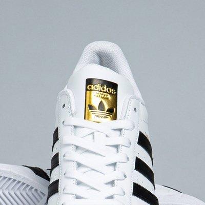 Sneakers buty Adidas Originals Superstar białe (EG4958